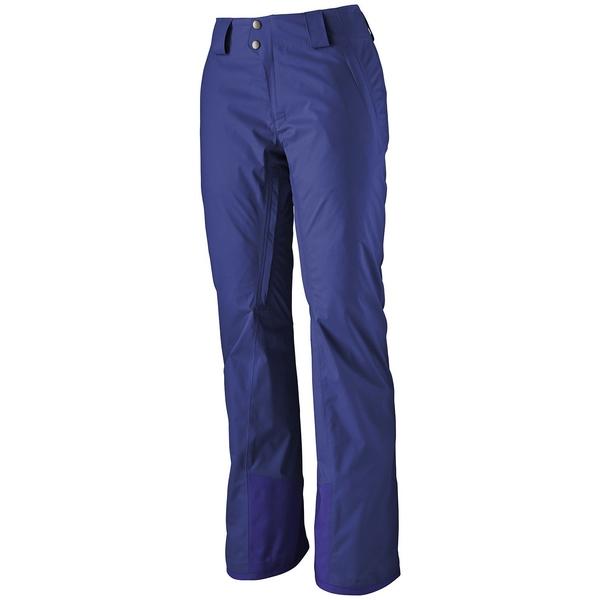 パタゴニア レディース カジュアルパンツ ボトムス Patagonia Snowbelle Stretch Pants - Women's Cobalt Blue