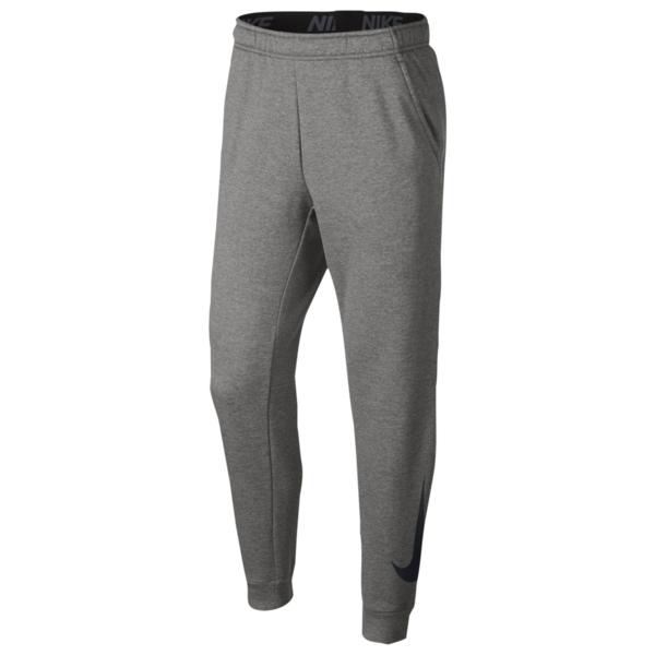 ナイキ メンズ カジュアルパンツ ボトムス Therma Fleece Tapered Pants Dark Grey Heather/Black | GFX