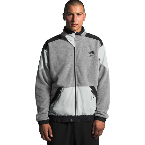 ノースフェイス メンズ ジャケット&ブルゾン アウター Extreme 2 FullZip Fleece Jacket Grey/Black