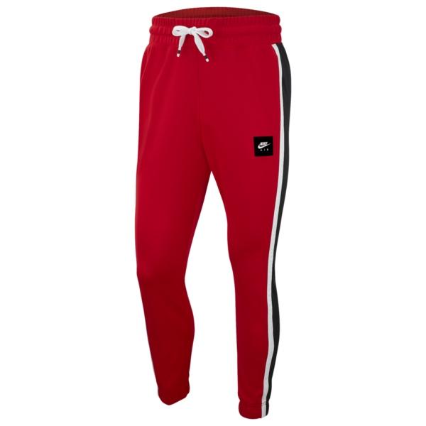 ナイキ メンズ カジュアルパンツ ボトムス Air Nike Pants University Red/Black/White