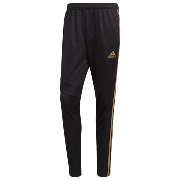 アディダス メンズ カジュアルパンツ ボトムス Tiro 19 Pants Black/Gold