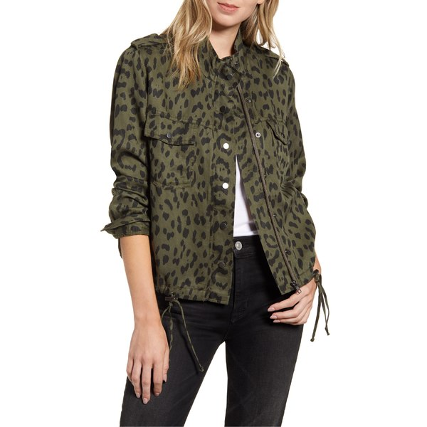 Collins Military Jacket
