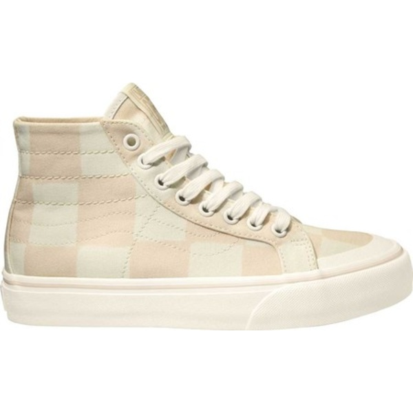 バンズ レディース スニーカー シューズ Sk8-Hi 138 Decon SF High Top Sneaker Macadamia Canvas/Marshmallow
