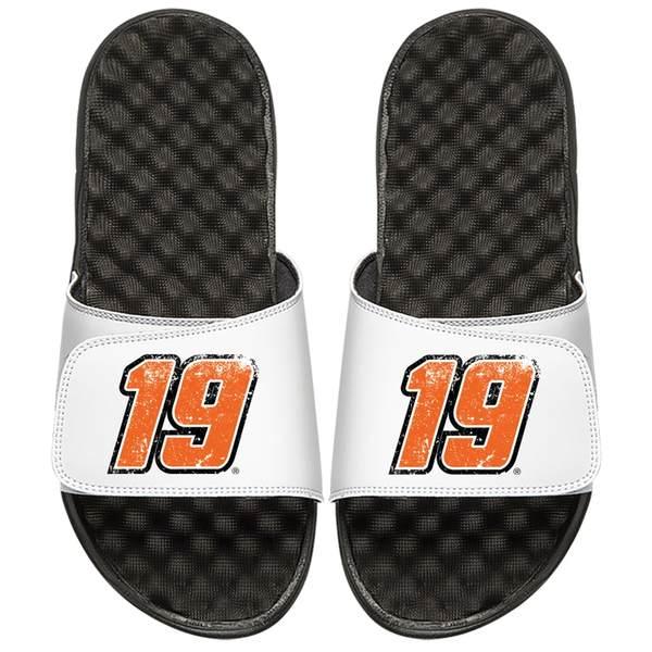 アイスライド メンズ サンダル シューズ Martin Truex Jr ISlide Bar Slide Sandals Black