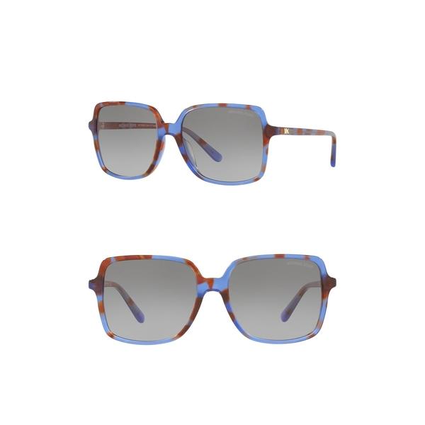 マイケルコース メンズ アクセサリー サングラス アイウェア Sunglasses 56mm 人気 専門店 NAVY Square 全商品無料サイズ交換