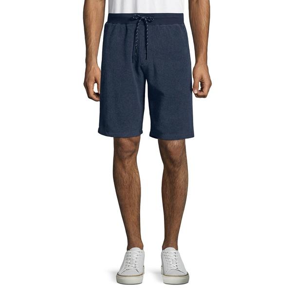 サーフサイドサプライ メンズ ハーフ&ショーツ ボトムス Terry Cloth Shorts Navy Blazer