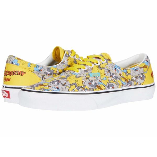 バンズ メンズ サンダル シューズ Vans X The Simpsons Sneaker Collection (The Simpsons) Itchy & Scratchy (Era)