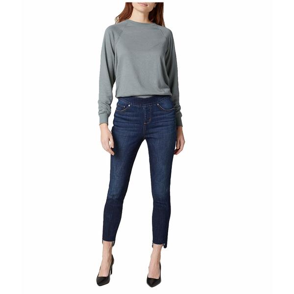 ジャグジーンズ レディース デニムパンツ ボトムス Maya Pull-On Skinny Ankle Jeans with Step Hem Harlem