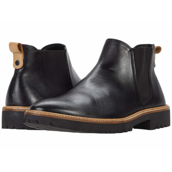 エコー レディース ブーツ&レインブーツ シューズ Incise Tailored Chelsea Boot Black