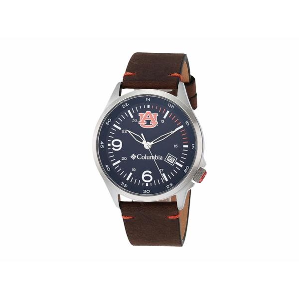 コロンビアカレッジ メンズ 腕時計 アクセサリー Auburn Tigers Canyon Ridge Watch Navy
