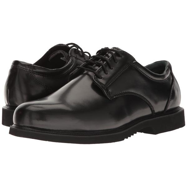 ソログッド メンズ ドレスシューズ シューズ Uniform Classics Oxford High Shine Black