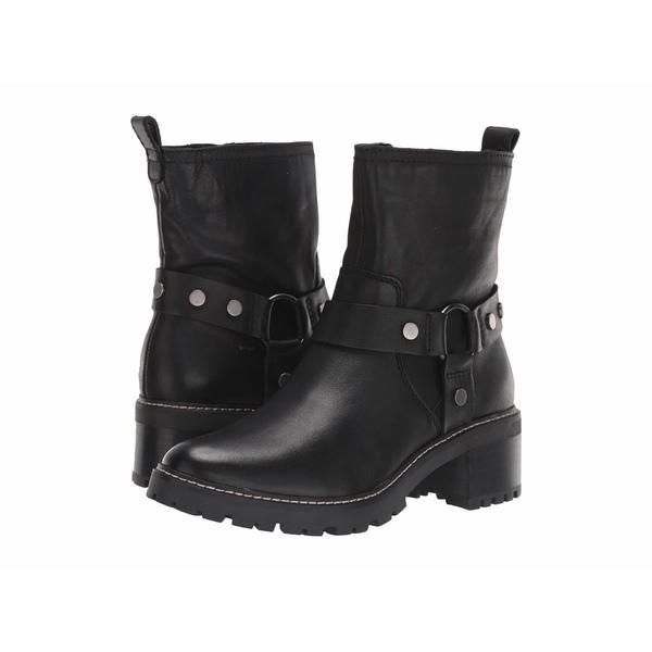 ナチュライザー レディース ブーツ&レインブーツ シューズ Tess Black Leather