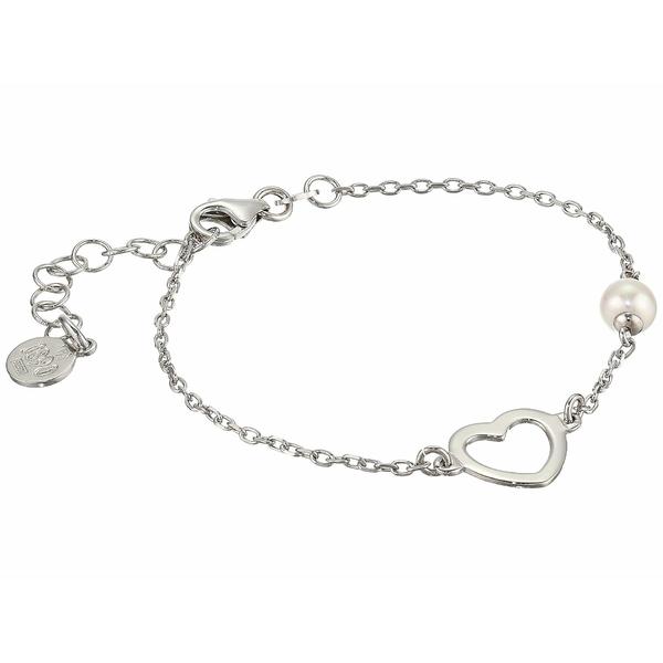 マジョリカ レディース ブレスレット・バングル・アンクレット アクセサリー Monica Link Bracelet White
