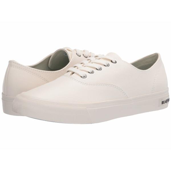 シービーズ レディース スニーカー シューズ Legend Sneaker Leather White