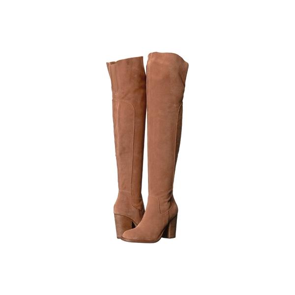 ケルシーダッガー レディース ブーツ&レインブーツ シューズ Logan Over the Knee Boot Chestnut