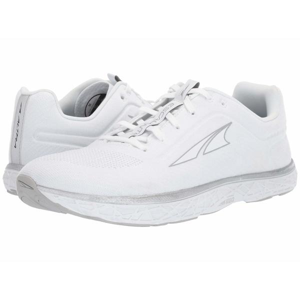 アルトラ メンズ スニーカー シューズ Escalante 2 White/White