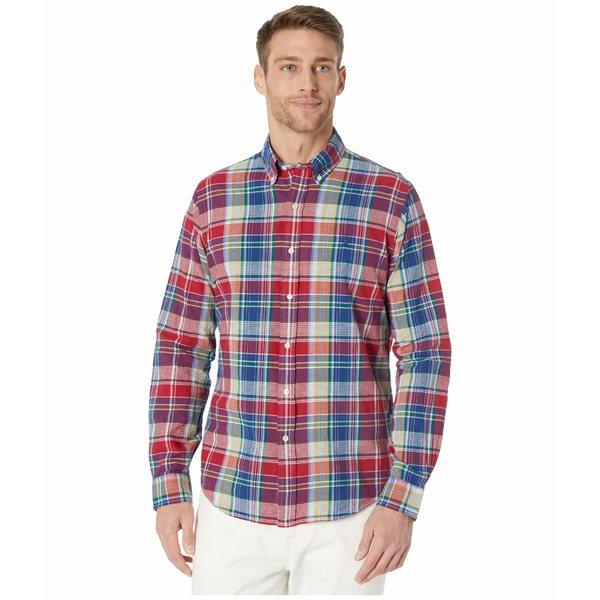ラルフローレン メンズ シャツ トップス Classic Fit Poplin Shirt Multi