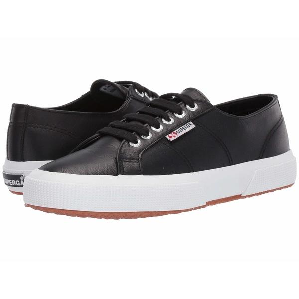 スペルガ レディース スニーカー シューズ 2750 Nappaleau Sneaker Black