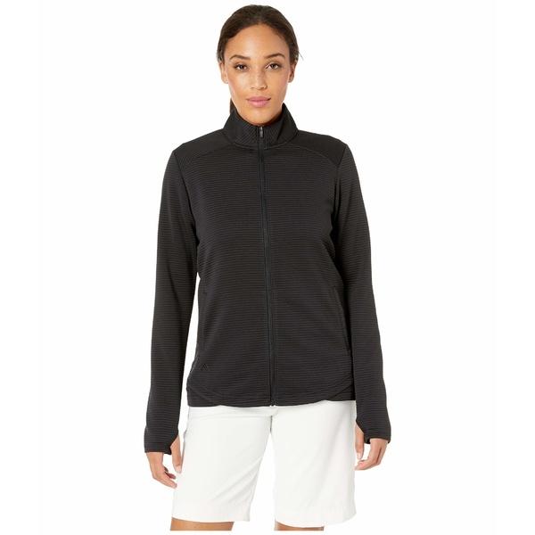 アディダス レディース コート アウター Essentials Textured Jacket Black 1