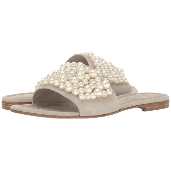 ケネルアンドシュメンガー レディース サンダル シューズ Pearl Slide Sandal Cement/Pearls