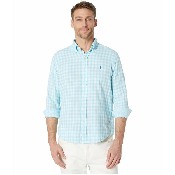 ラルフローレン メンズ シャツ トップス Double Face Button-Down Shirt Multi 4