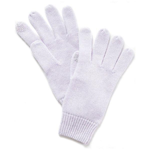 チャータークラブ レディース アクセサリー 絶品 手袋 Lilac 全商品無料サイズ交換 Created Tech Cashmere Macy's for Gloves 値下げ
