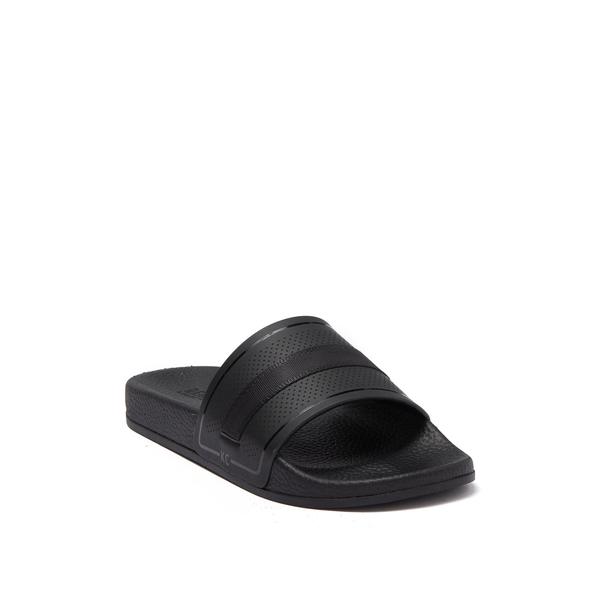 シューズ Screen Mixed ケネスコール サンダル BLACK Slide Sandal メンズ