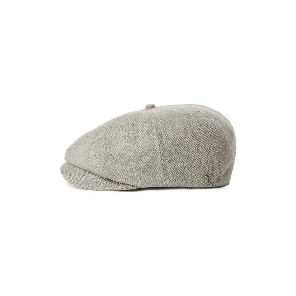 ブリクストン レディース 帽子 アクセサリー Brixton Brood Snap Driving Cap Grey/ Black