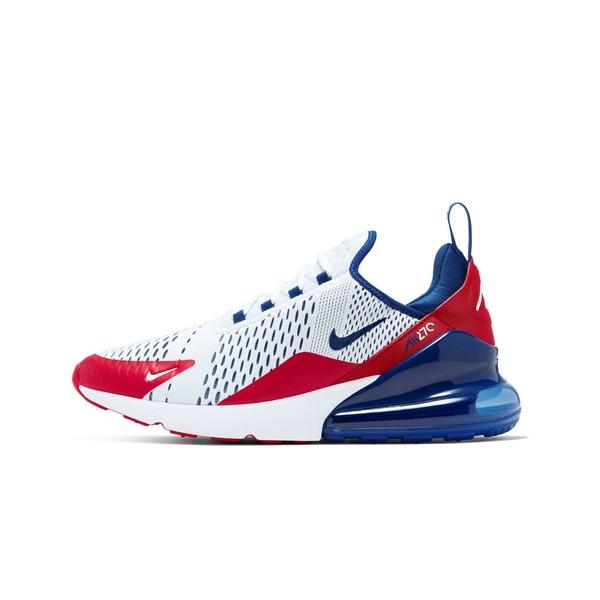 ナイキ メンズ シューズ スニーカー White 全商品無料サイズ交換 Nike Air USA 大好評です sneakers in red royal 270 Max 本物◆ white