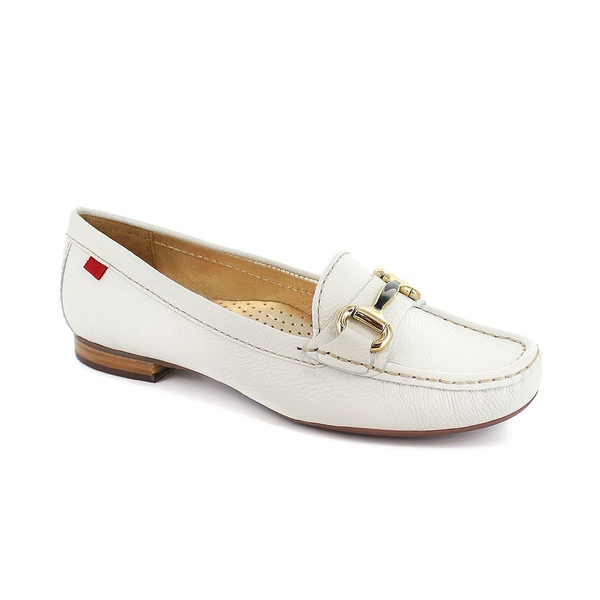 Patent Loafer サンダル Grand シューズ Street レディース Brown Tumbled Buckle マークジョセフニューヨーク Women's