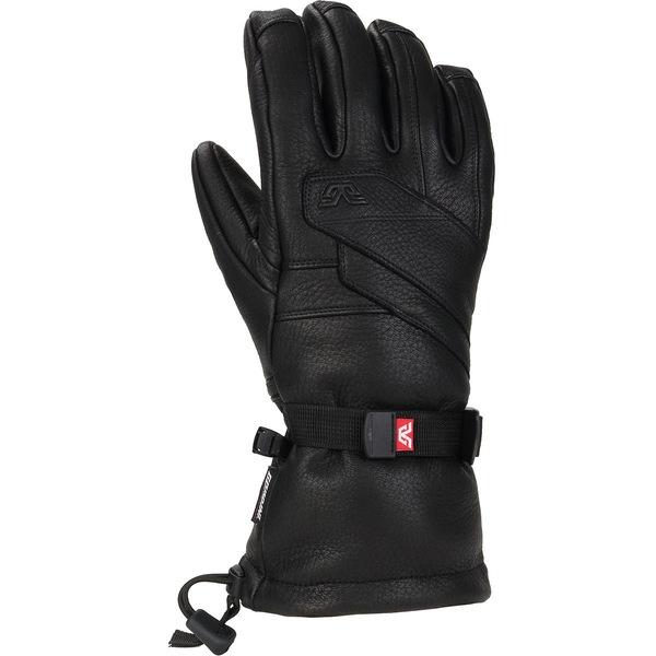ゴルディーニ メンズ 手袋 アクセサリー Antler Guantlet Glove Black