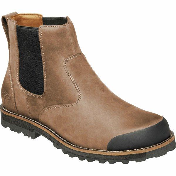 【★安心の定価販売★】 キーン メンズ ブーツ&レインブーツ シューズ The 59 II Chelsea Boot Tawny, どっとカエールコレクト 955567a9