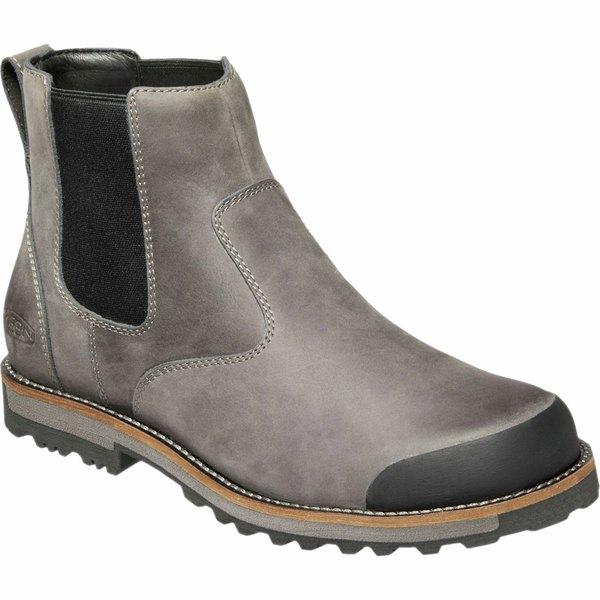 キーン メンズ ブーツ&レインブーツ シューズ The 59 II Chelsea Boot Magnet