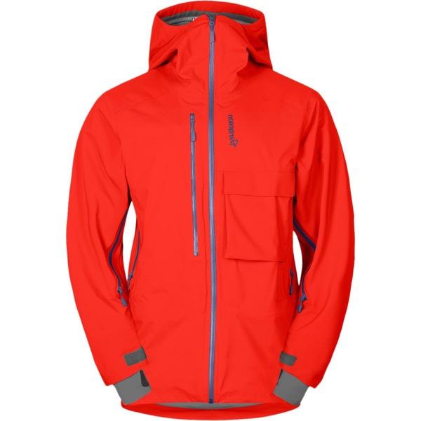 ノローナ レディース スキー スポーツ Lyngen Driflex3 Jacket Crimson Kcik