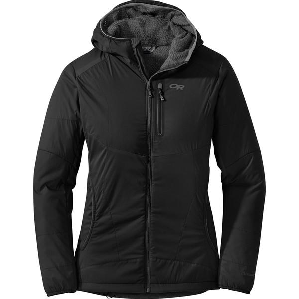 アウトドアリサーチ レディース ジャケット&ブルゾン アウター Ascendant Insulated Hoody Black/Charcoal