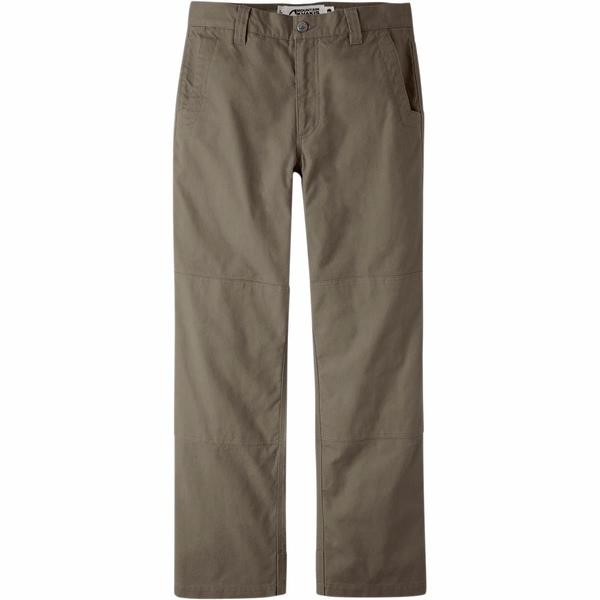 マウンテンカーキス メンズ カジュアルパンツ ボトムス Alpine Utility Slim Pant - Men's Terra