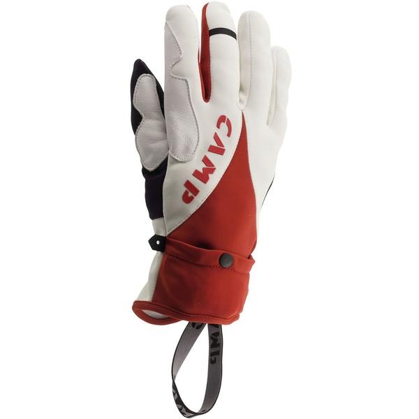 キャンプユーエスエー メンズ 手袋 アクセサリー G Comp Wind Glove Red/White