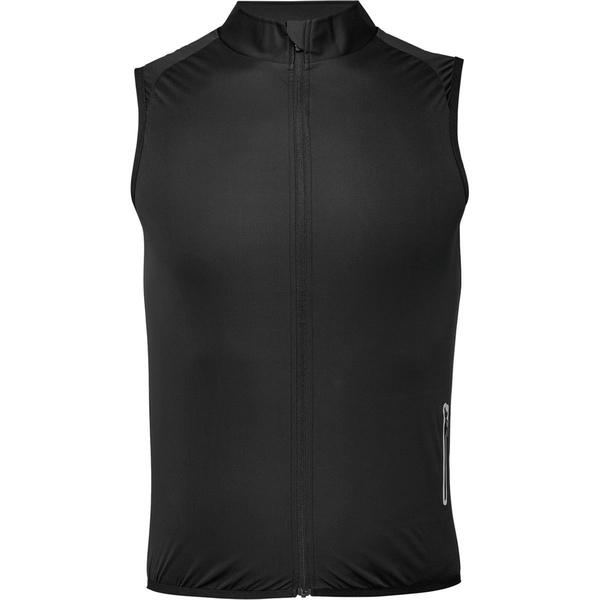 ピーオーシー メンズ サイクリング スポーツ Essential Road Wind Vest - Men's Uranium Black