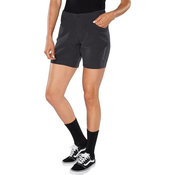 ダカイン レディース サイクリング スポーツ Faye 7in Short - Women's Black