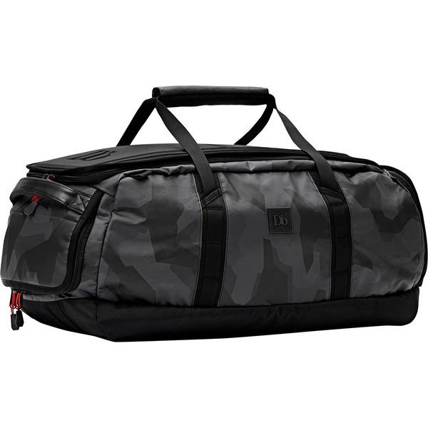 ディービー メンズ ボストンバッグ バッグ Carryall Limited Edition 65L Duffle Black Camo