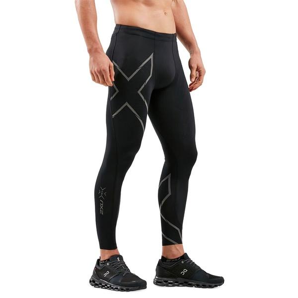 2XU メンズ サイクリング スポーツ MCS Storage Compression Tight - Men's Black/Black Reflective