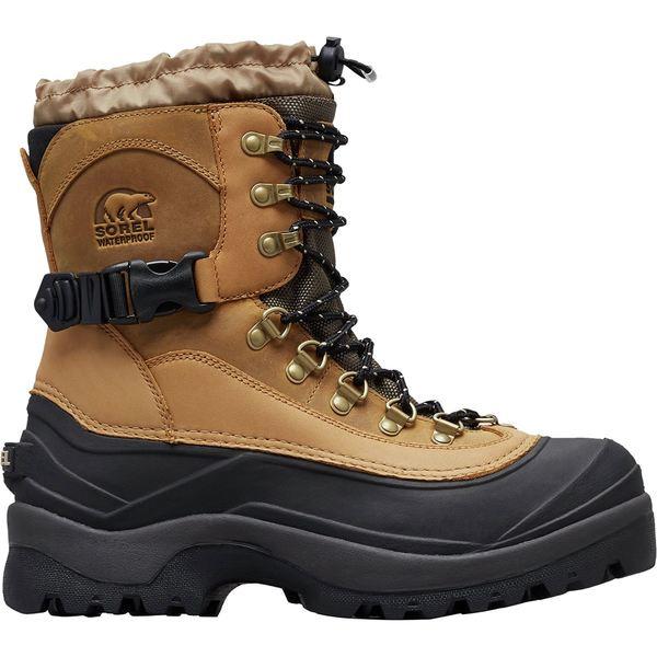 ソレル メンズ ブーツ&レインブーツ シューズ Conquest Boot - Men's British Tan