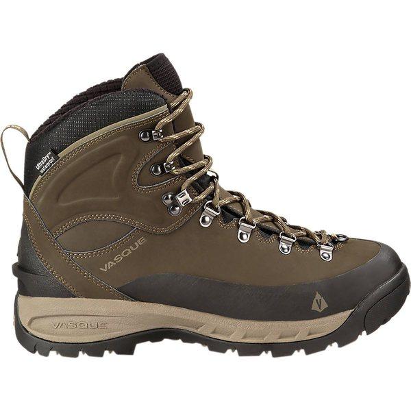 バスク メンズ ブーツ&レインブーツ シューズ Snowblime UltraDry Winter Boot - Men's Black Olive/Brindle