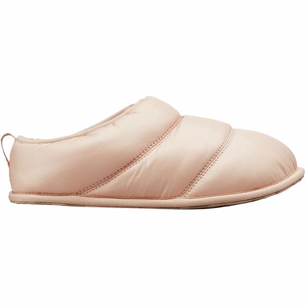 ソレル レディース サンダル シューズ Hadley Nylon Slipper - Women's Natural Tan