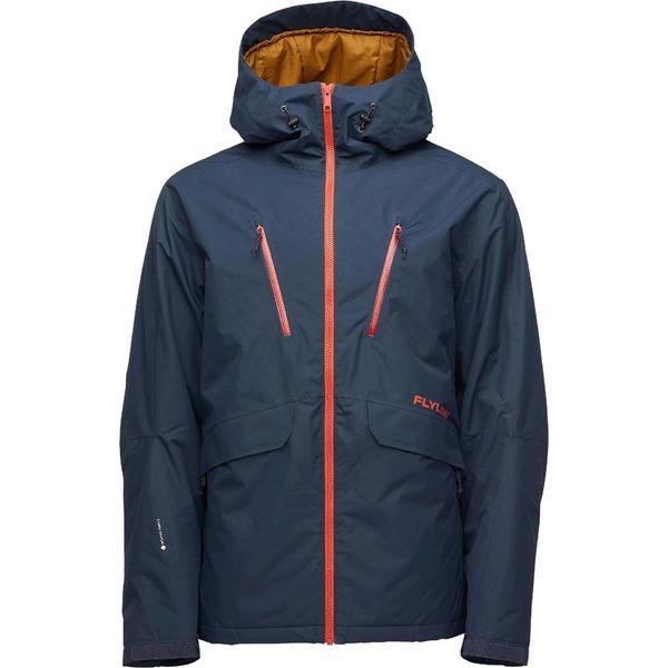 フライロー メンズ スキー スポーツ Roswell Insulated Jacket - Men's Midnight