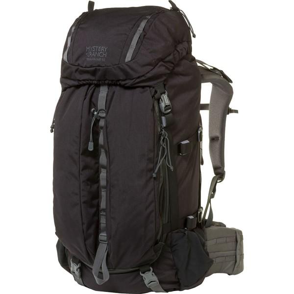 ミステリーランチ レディース バックパック・リュックサック バッグ Terraframe 65L Backpack Black