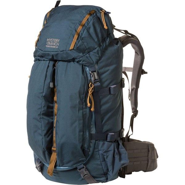 ミステリーランチ レディース バックパック・リュックサック バッグ Terraframe 65L Backpack Deep Sea