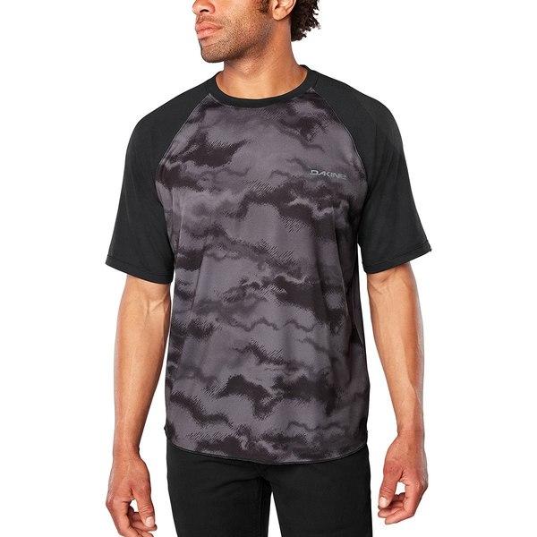 ダカイン メンズ サイクリング スポーツ Dropout Short-Sleeve Jersey - Men's Black/Dark Ashcroft