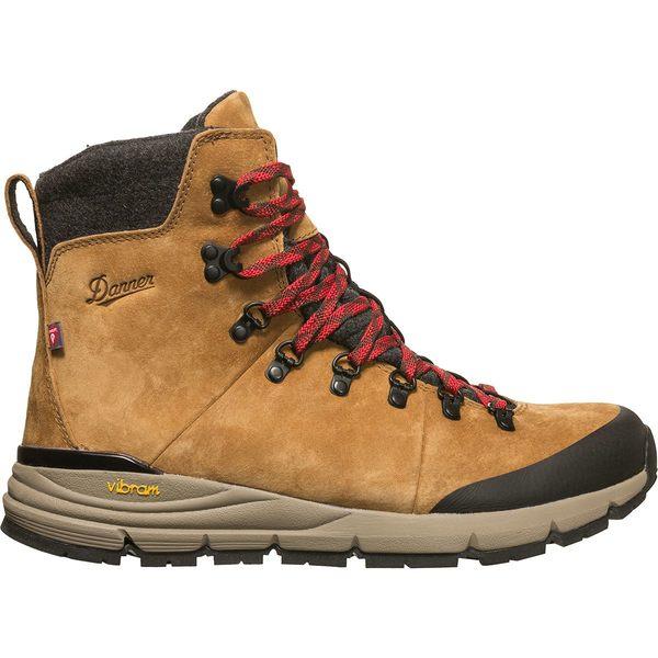 ダナー メンズ ブーツ&レインブーツ シューズ Arctic 600 Side-Zip Boot - Men's Brown/Red