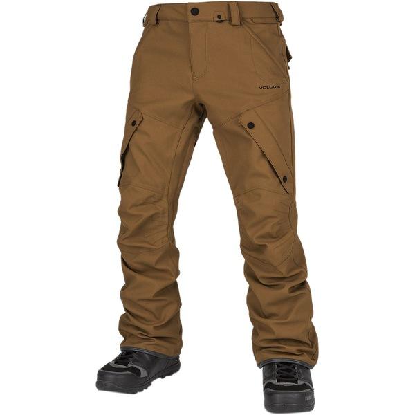ボルコム メンズ スノーボード スポーツ Articulated Pant - Men's Caramel